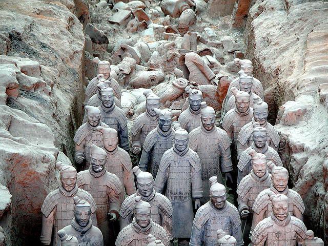 Những ngôi mộ nổi tiếng nhất thế giới