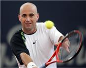 Huyền thoại quần vợt Andre Agassi