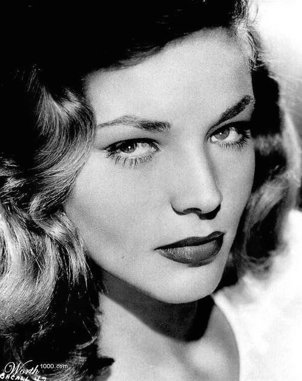 Lauren Bacall - huyền thoại của Hollywood